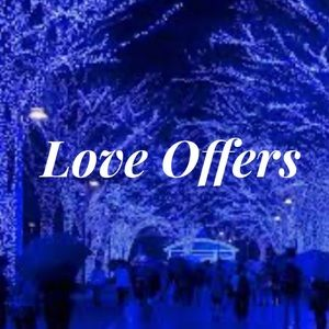 Love Offers🦋🌸🌺🌼
